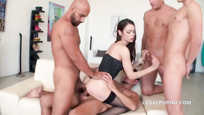 Best Gape Group Sex Action