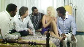 Queen Of Spades Great Classic Porn With Hot Interracial Scenes