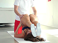 Beautiful Milf Gets A Real Workout From Her Yoga Instructor
