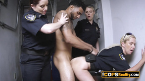 Young Babe Black Guy Gets Captured