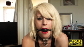 Spanked And Gagged Sub Bdsm Sex Video