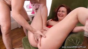Redhead Eva Berger Anal Hardcore Destroyed