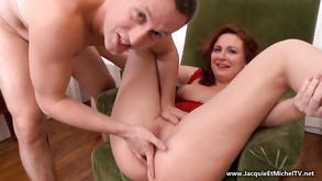 Russian Pornstar Eva Berger Sodomy
