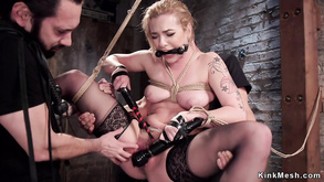 Blond Trainee Rimmed And Sodomy Fornicateed
