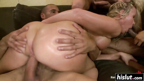 Simone Sonay Gets Her Asshole Fucked