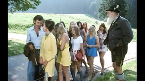 Heart Stopping Vintage German Beauty From Classic Porn Movie
