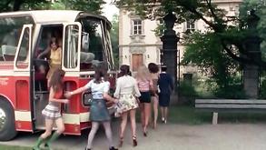 Golden Era Vintage German Porn Schulmadchen Porno 1976