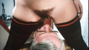 German Vintage Porn With Hairy Pornstars Josephine 1979
