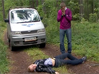 Boy Found An Unconscious Girl On The Road