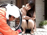 Japanese Bike Repairman Could Not Resist Nasty Teen Teasing