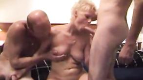 German Amateur Porn Sandwich Amateur Gangbang