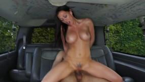 Milf Rachel Starrs Pussy Is Rammed In The Van