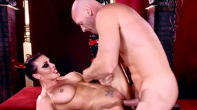 Devil Mistress Makes Her Pawn Do All Sorts Of Things