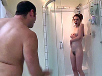 Sexy Teen Stepdaughter Getting Banged In The Shower