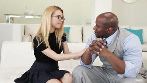 Mr Roberts Favorite Student Alina West Interracial Sex