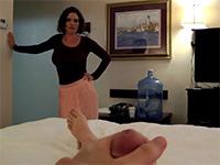 Housekeeper Accidentally Walks In On Boy Masturbating