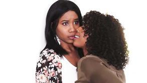 Ebony Babes Make Lesbian Love Misty Stone