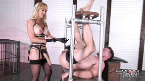 Mistress Brandi Love Fucks Her Slave Wi Brandi Love