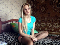 Beautiful Ukrainian Teen Fucked On Home Video