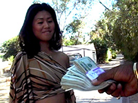 Asian Girl Should Suspect That Something May Be Wrong