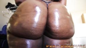 Some Phat Bum Ugly Ebony Whore Twerking Ssbbw