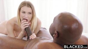 Natalia Starr Meets Mandingo